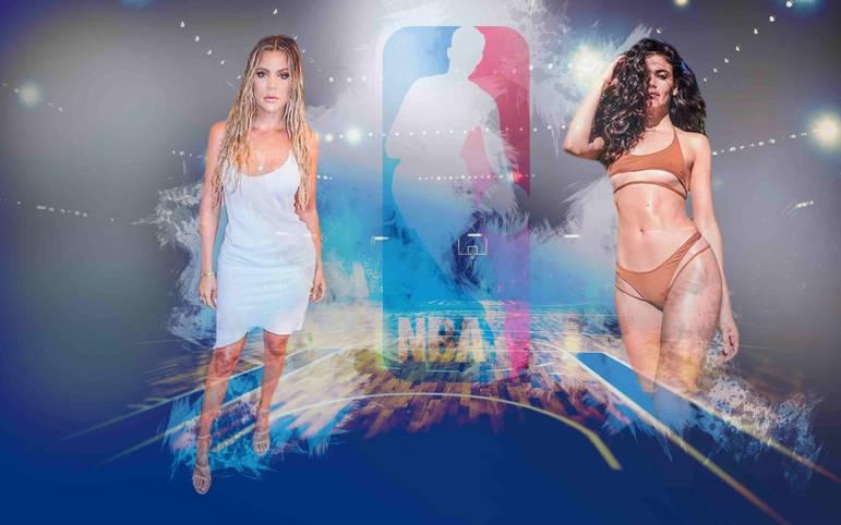 Die NBA hat nicht nur spektakulären Sport zu bieten - auch die Frauen und Freundinnen der Basketball-Stars sind eine echte Augenweide. SPORT1 zeigt die Spielerfrauen der NBA-Stars