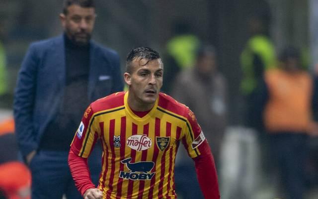 Giulio Donati stand zuletzt in Lecce unter Vertrag