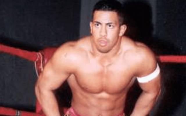 Xavier war vor Samoa Joe Champion der Liga ROH