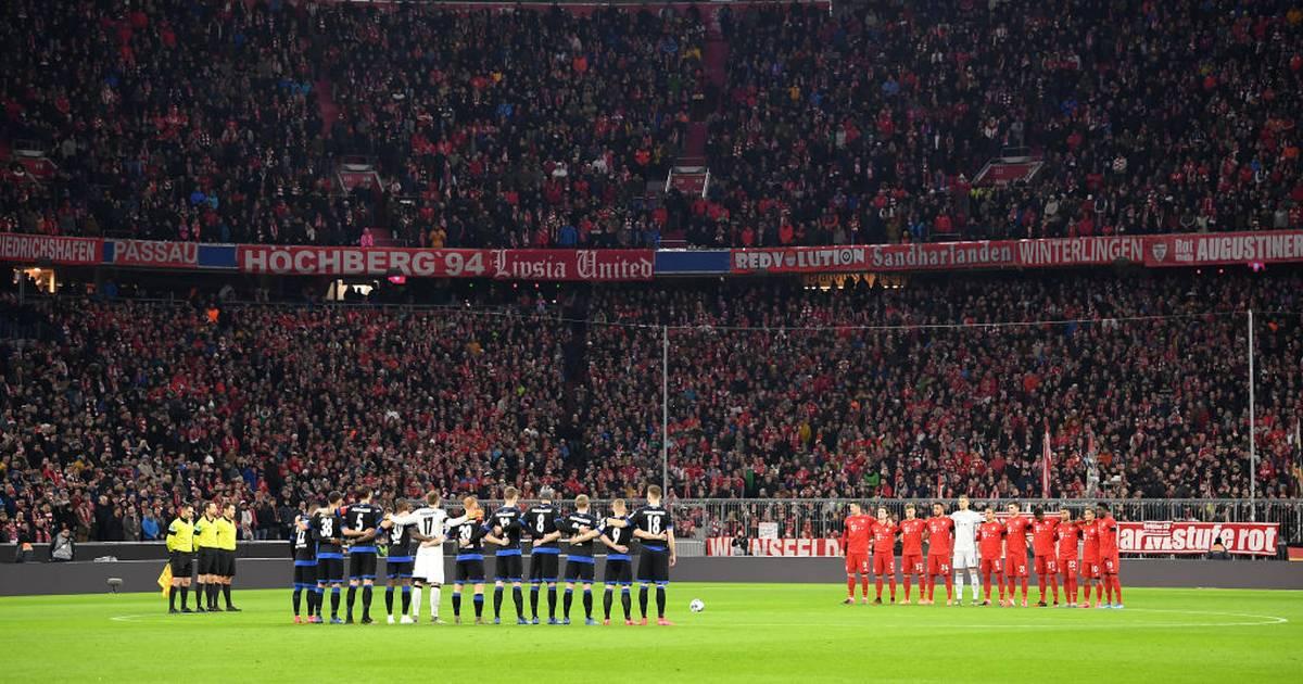 FC Bayern gegen SC Paderborn überschattet vom Tod der Nichte von Streli Mamba