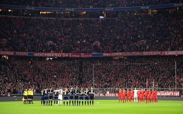 Beim Spiel zwischen dem FC Bayern und dem SC Paderborn verstarb ein 14 Monate altes Mädchen