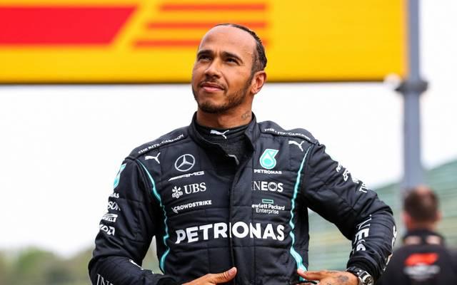 Beteiligt sich am Social-Media-Boykott: Lewis Hamilton
