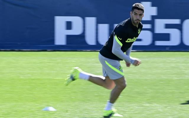 Luis Suárez fällt in den kommenden Wochen verletzt aus
