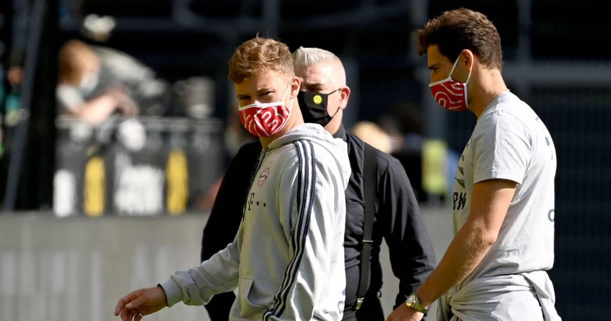 Joshua Kimmich vom FC Bayern über Corona, Meisterschaft und Anti-Rassismus