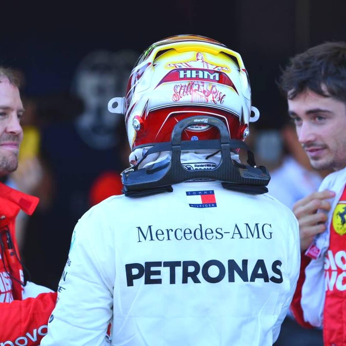 Warum Vettel doppelt chancenlos war