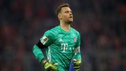 MUNICH, GERMANY - JANUARY 25: Manuel Neuer of FC Bayern Muenchen runs during the Bundesliga match between FC Bayern Muenchen and FC Schalke 04 at Allianz Arena on January 25, 2020 in Munich, Germany. (Photo by Alexander Hassenstein/Bongarts/Getty Images)
