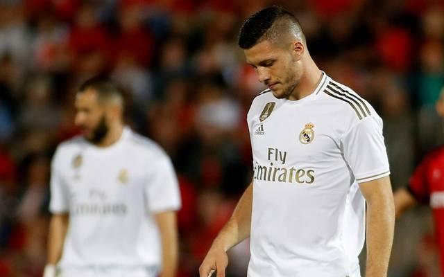 Ex-Frankfurter Jovic fehlt Real Madrid verletzt