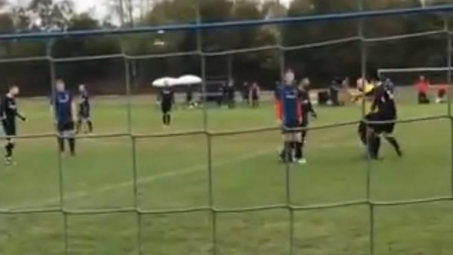 In Hessen wurde ein Schiedsrichter brutal niedergeschlagen. Jetzt legte sich der Verband auf eine Strafe fest