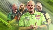 Die Stars der Premier League of Darts 2019