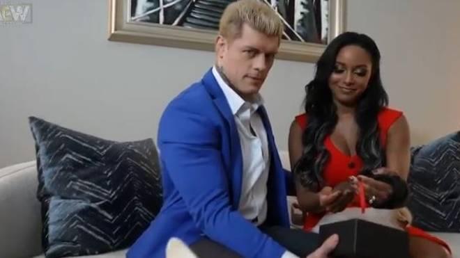 Cody und Brandi Rhodes bekommen ein Baby