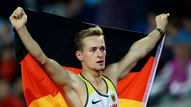 Johannes Floors hat seinen eigenen Weltrekord verbessert