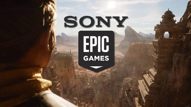 Von dem 250 Millionen Deal erhoffen sich Sony und Epic Games eine engere Zusammenarbeit