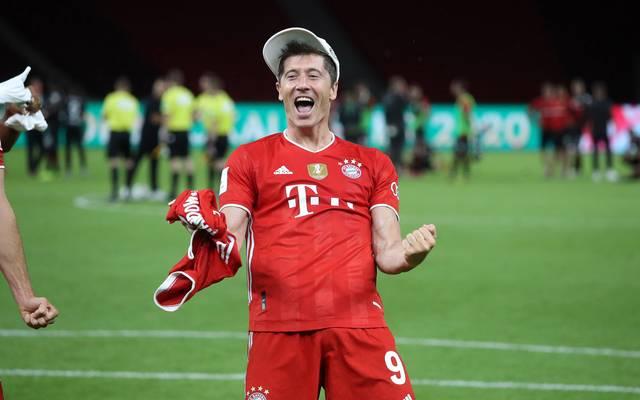 Robert Lewandowski: Ein Kandidat für die Wahl zum Weltfußballer?