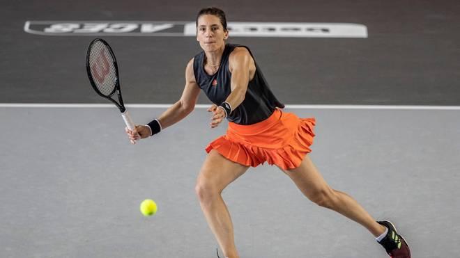 Andrea Petkovic ist im Halbfinale von Berlin gescheitert