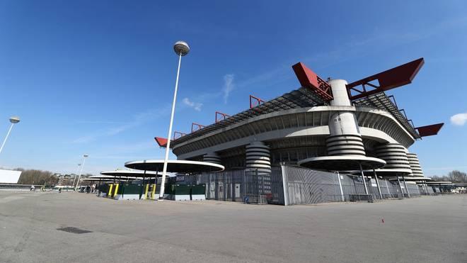 Das Stadion in Mailand kann abgerissen werden