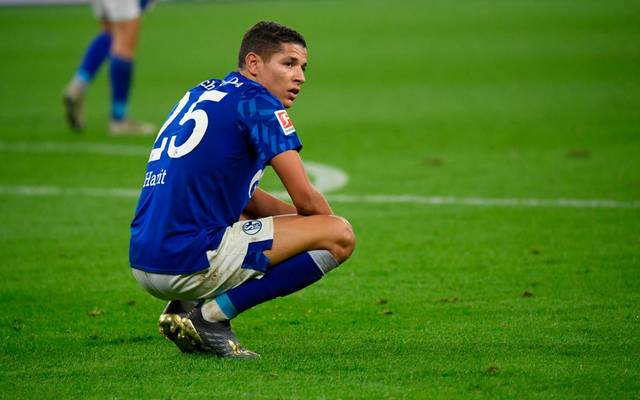 Amine Harit fällt gegen Borussia Mönchengladbach aus