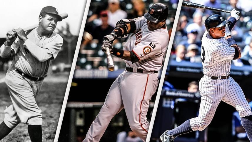 Kein Zaun ist zu hoch, keine Wand zu weit weg. Sie fürchten weder das Green Monster in Boston, noch die gefräßige Hecke im Wrigley Field. Alex Rodriguez arbeitet sich in der ewigen Bestenliste an Willie Mays vorbei auf Platz vier nach vorn. SPORT1 präsentiert die Top Ten der MLB-Homerunkönige