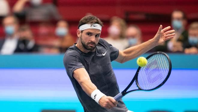 Grigor Dimitrovs beste Platzierung in der Weltrangliste war Rang drei
