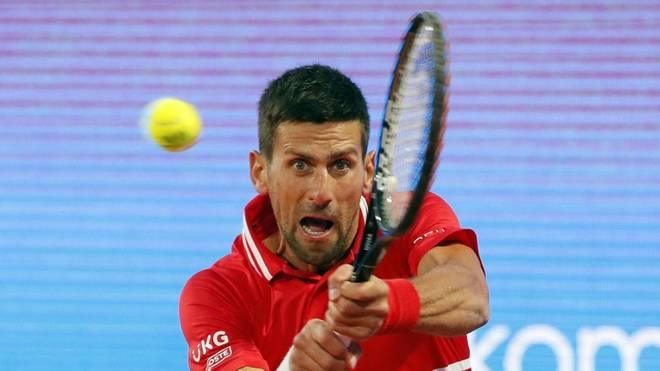 In seiner Heimat war für Djokovic im Halbfinale Schluss