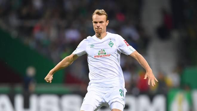 Werder Bremens Christian Groß feierte gegen Union Berlin mit 30 Jahren sein Startelf-Debüt