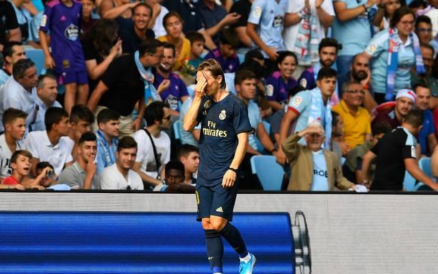 Luka Modric wird Real im Spiel gegen Paris Saint Germain fehlen