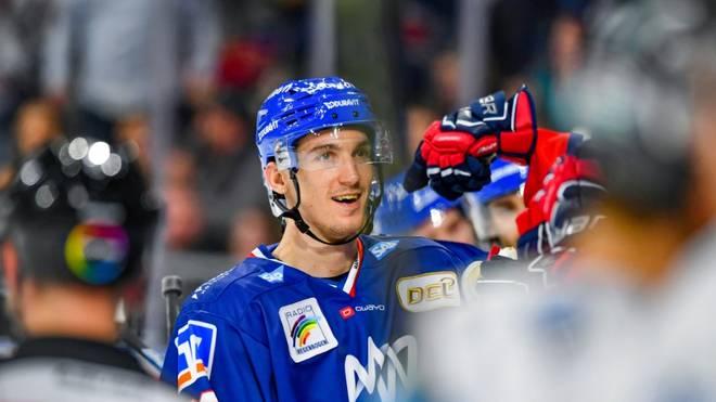 Borna Rendulic kehrt nach Mannheim zurück