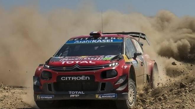 Sebastien Ogier fuhr bei der Rallye Mexiko souverän zum Sieg