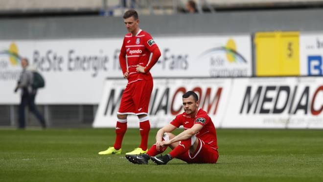 SC Paderborn v FSV Frankfurt - 3. Liga