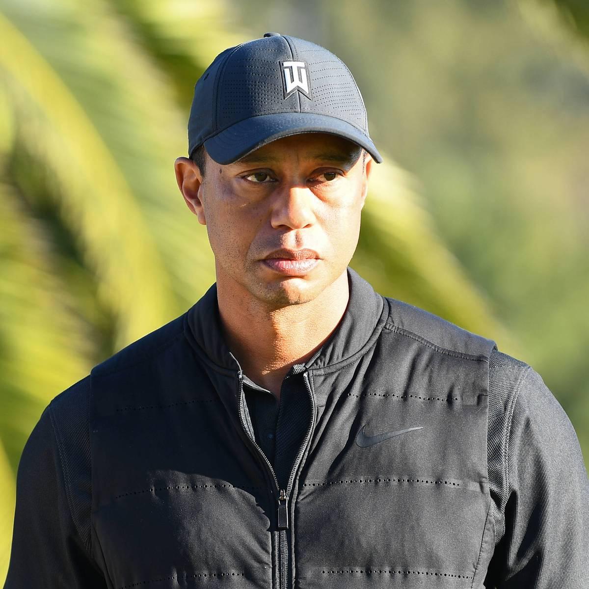 Tiger Woods schwer verunglückt