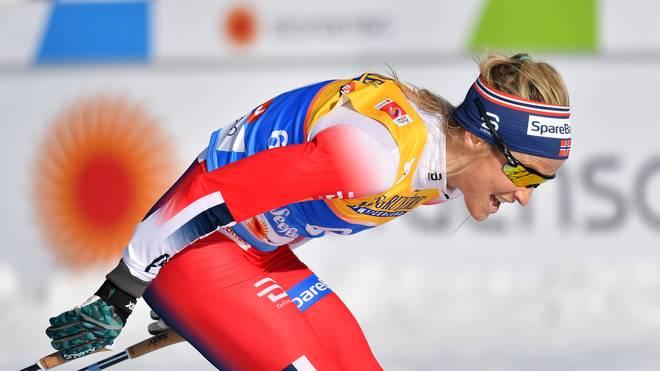 Nordische Ski-WM, Langlauf: Therese Johaug holt Gold über zehn Kilometer