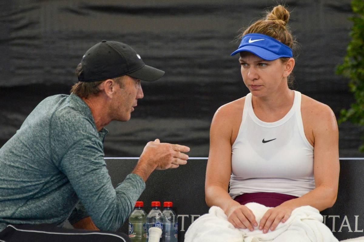 Die zweimalige Grand-Slam-Siegerin Simona Halep hat sich von ihrem langjährigen Trainer Darren Cahill getrennt.