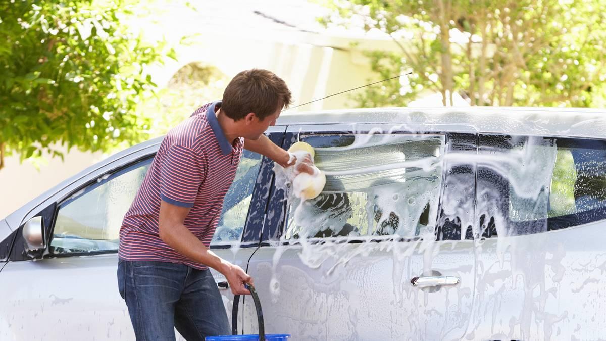 Auto-Aufbereitung selber machen