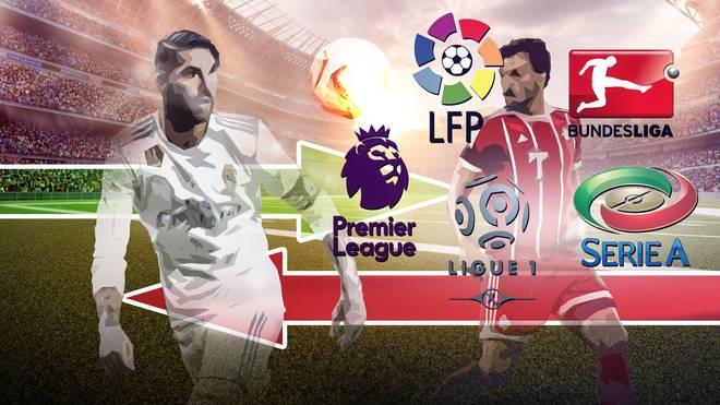 Die europäischen Ligen planen einen einheitlichen Transferschluss