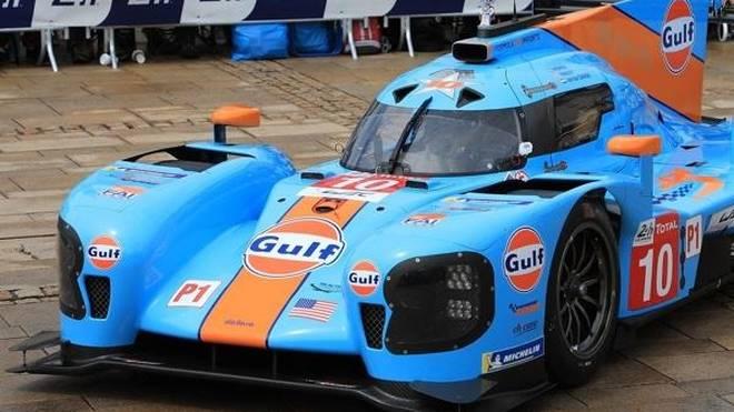 DragonSpeed bringt die Gulf-Farben nach Le Mans zurück