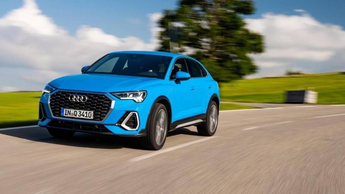 Auto-Test: Audi Q3 Sportback zeigt starken Charakter