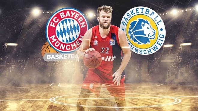 Der FC Bayern Basketball kann den Halbfinaleinzug perfekt machen
