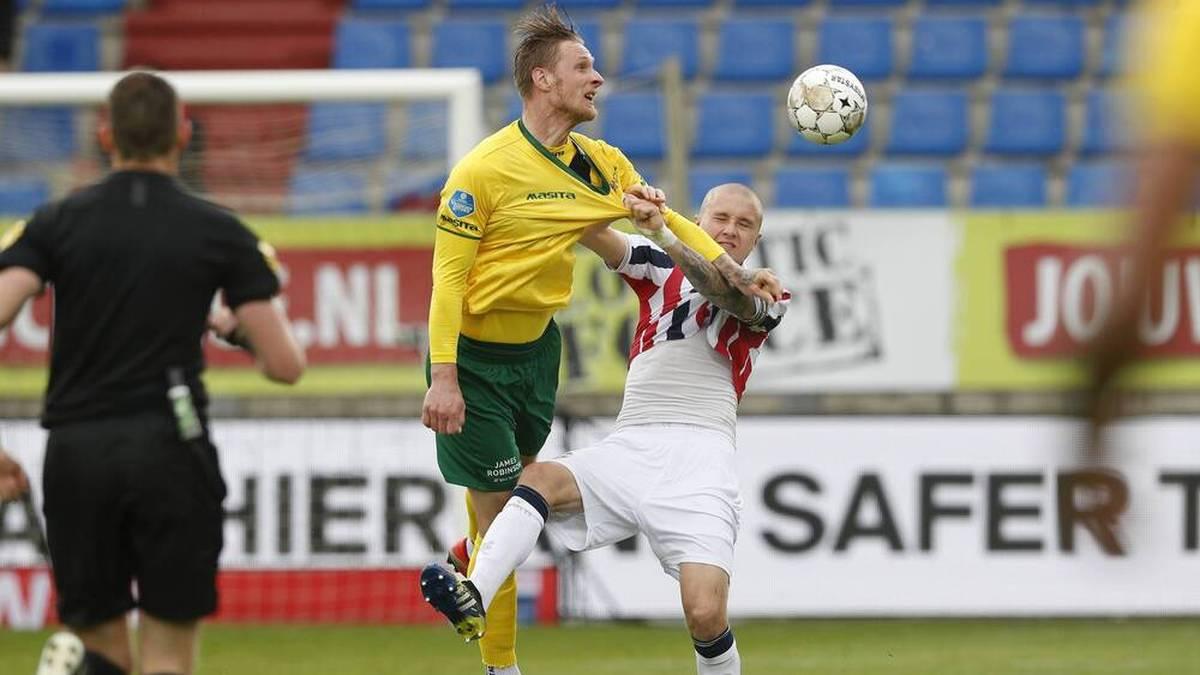 Sebastian Polter machte 34 Spiele für Fortuna Sittard