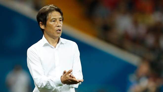 Fussball: Akira Nishino wird Nationaltrainer von Thailand , Der Japaner Akira Nishino wird neuer Trainer von Thailand
