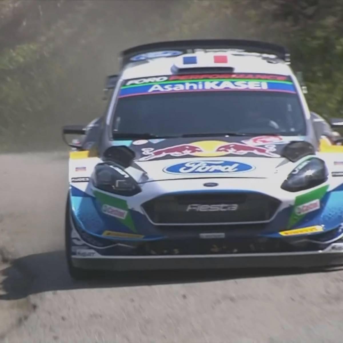 Zurück auf Asphalt! Die Highlights der Belgien-Rallye auf SPORT1