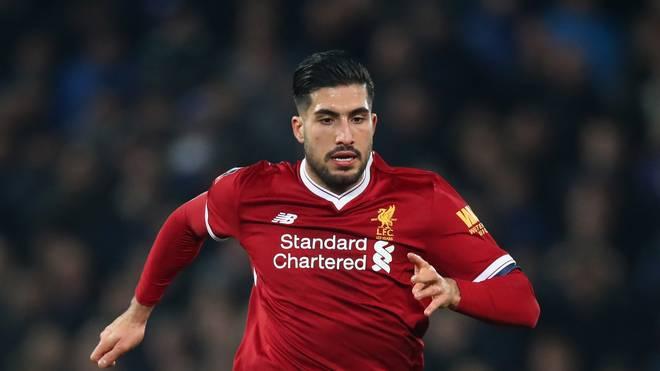 FC Liverpools Emre Can erzielte in 20 Spielen für die deutsche Nationalmannschaft ein Tor