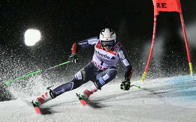 Henrik Kristoffersen gewann seine erste WM-Medaille