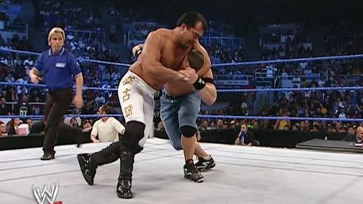 Mit 48: Ex-WWE-Wrestler unbemerkt verstorben