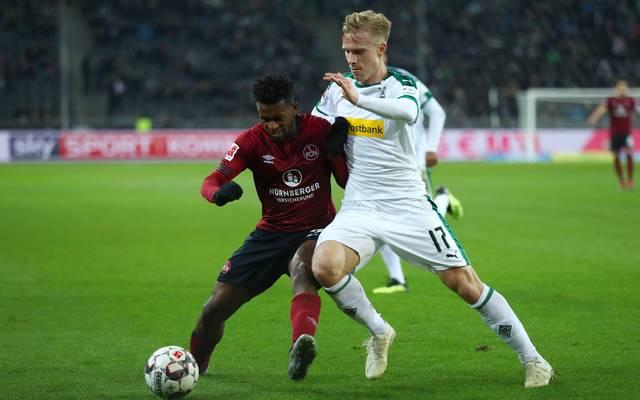 Bundesliga: Oscar Wendt von Borussia Mönchengladbach mit neuem Vertrag