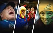 So verrückt sind die Fans bei der Rugby-WM