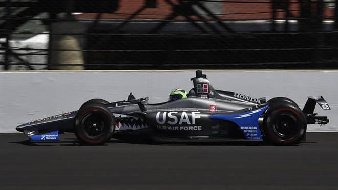 "Andretti-Teilzeitstarter Conor Daly toppte den ""Fast Friday"" dank Schlussattacke"
