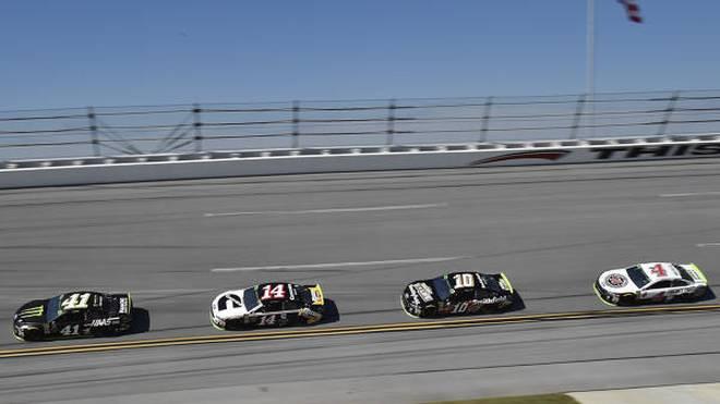 Das Vier-Wagen-Team Stewart/Haas fährt komplett in vorletzter Playoff-Stufe