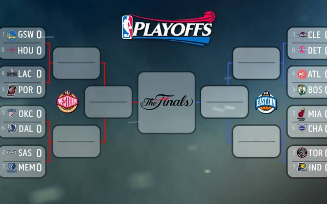 nba playoff baum