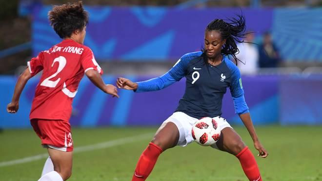 Frankreich verzichtet bei der Heim-WM auf Top-Torjägerin Marie-Antoinette Katoto
