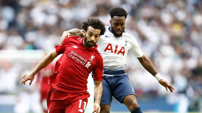 Tottenham Hotspur, FC Liverpool, Mohamed Salah