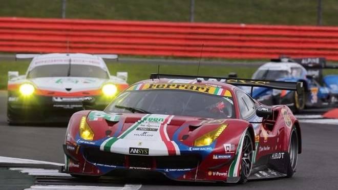 Michele Rugolo übernimmt den Platz von Lucas di Grassi im Ferrari #51